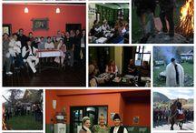 "Arhitectura braneana, intre kitsch si autentic / In perioada 26 - 27 Aprilie, J'Info Tours a organizat dezbaterea ""Arhitectura braneana, intre kitsch si autentic"". Invitatii Maria Stoian -  ANTREC, Mioara Visan Stoian - ANTREC, bloggeri de turism, Cezar Dumitru, Petrus Lungu, Monica Anghelovici, Catalin si Renate Nenciu, Florin Albu, Mirabela Tiron si Cristi Pulpea, Sorin Rusi, Nicolaie Aurelian Predescu, Mirela Surghie, Gabriela Peset, Mihai Radulescu. http://jinfotours.wordpress.com/2014/04/24/arhitectura-braneana-intre-kitsch-si-autentic/"