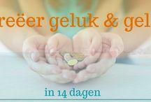 Creëer Geluk & Geld in 14 dagen / E-course juli 2015