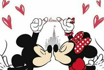 Mickey ❤ Minnie