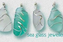 Sea Jewelry and crafts