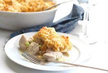 Favorite chicken meals