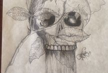 My sketches/paintings