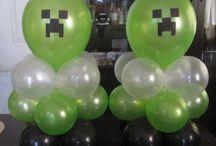 Arranjos De Mesa Com Balão