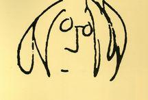 John Lennon / Drawings