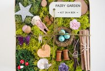 Fairy garden packaging