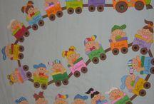 Mural início de ano