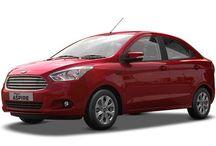 Ford Figo Aspire- Upcoming Compact Sedan