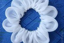 kerajinan flower