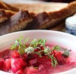 Борщи, супы, окрошки