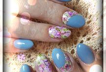 Nail art / Nail art, micropainting, SBS