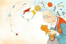 illustration / Anastasiia Bakhchina. Children illustrations