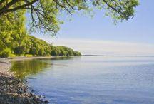 Lake Ontario / by Jackie Molzahn