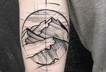 graph tattoo