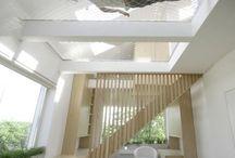 Wnętrza, skrytki / Skrytki, schowki, łóżka, wielkie dekoracje.