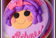 Lalaloopsy Cakes / by Tammy Davis