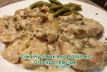 Crockpot meals / by Deanna Shoemaker