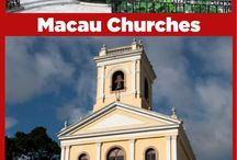 Pin your way to Macau / Take me to Macau!
