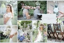 Vintage French Wedding Ideas / by The Stuart Rental Company