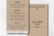 Wedd menu