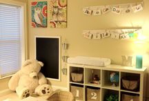 Kids Playroom!!  / by Brittnay Johnson Shuster