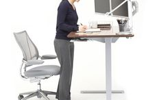 Sit/Stand Desks / If you want to stay as healthy as possible - then stand up. This is the advice being given to office workers, drivers and other employees who spend extended periods of time sitting down at work which, according to recent research, significantly increases the risk of developing diabetes and cancer.   Our range of Sit / Stand desks offer an ideal solution to the health problems caused by extended periods of sitting inactive.