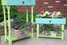 Pretty Planters & Other Outdoorsy Things