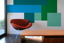 Interior Inspiration: Colour Blocking