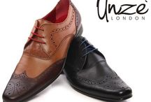 Men's Shoes / Men's Shoes are mended with synthetic and leather material. The shoes are available in a variety of designs, Style and colors and hues gives men's personalities a new adorable look.