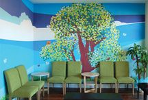 Pediatric office ideas