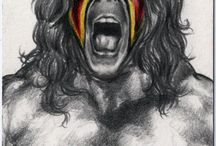 Ultimate warrior / Pure energy