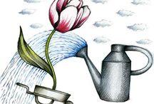 Illustrazioni / Illustrazioni di Anna Rita ed Elisabetta Rossi