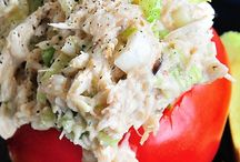 Salads / by Camille Baldwin