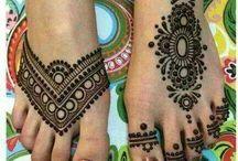 henna tattoos - Inspiration