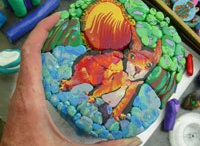 Polymer Clay-Animals / by Karen Elmore