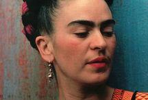 frida ❤️ / Magdalena Carmen Frieda Kahlo y Calderón (Coyoacán, 6 de julho de 1907 — Coyoacán, 13 de julho de 1954) foi uma pintora mexicana.
