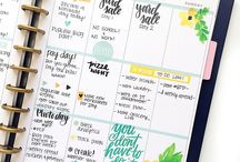 Planner| Journal| Notes|
