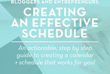 Productivity and organization