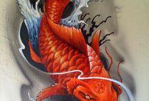 pez kio rojo