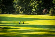 Wonderful places for Golf in the Borders / You are spoilt for choice with all the golf courses around the Scottish Borders