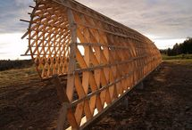 Wooden structure/ Carpentry