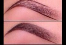 eyebrow game