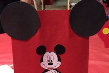 Kid Party Ideas / Mickey Mouse