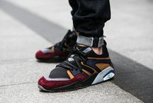 Puma Blaze Of Glory Street Dark (361081-01)