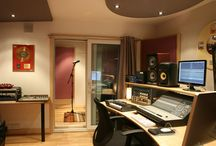The Bunker Recording Studio / Welcome to The Bunker, a new state-of-the-art programming and overdubbing room at Miloco Studios in London, SE1. The Bunker was built in 2010 for indie super producer, Stephen Street. Stephen wanted a modern, great-sounding studio to base himself and his equipment in on a long-term basis, and he found just that in a converted garage at Miloco's HQ.