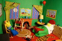 Favorite Book Peeps Diorama Ideas
