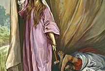 Biblia w obrazach - Księga Sędziów