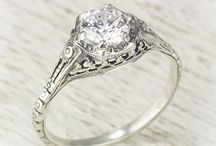 Wishful thinking / Rings for engagement
