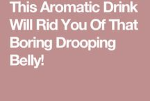 Loose belly drink
