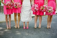 Pink Wedding Details / Think pink...inspiration for your pink wedding! / by Southern Weddings Magazine