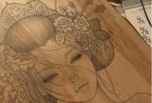 Woodcut (ish)